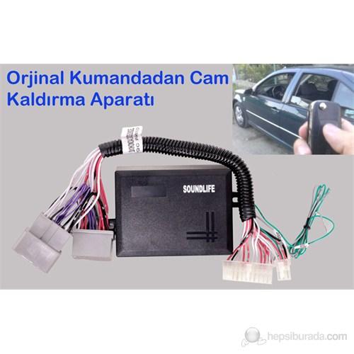Honda Crv 07/12 Kumandadan Cam Kaldırma Aparatı