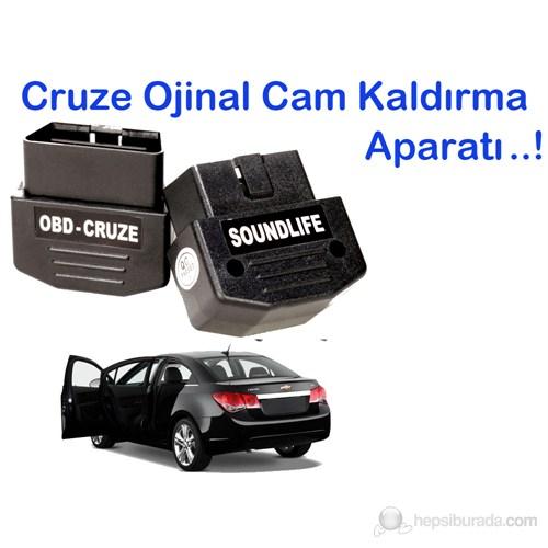 Chevrolet Cruze Kumandadan Cam Kaldırma Aparatı