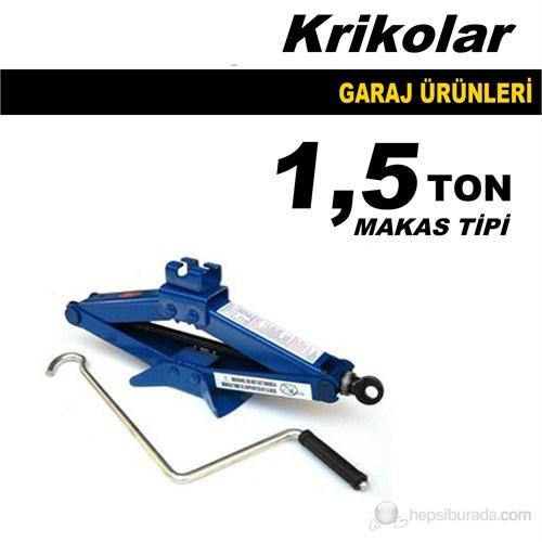 Kriko Mekanik Makaslı Tip 1,5 Ton 40035