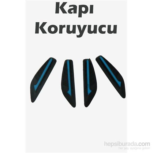 Z tech XDL Kauçuk Kapı Koruma Bademi (Mavi)