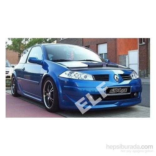 Renault Megane 2 Deri Kaput Maskesi
