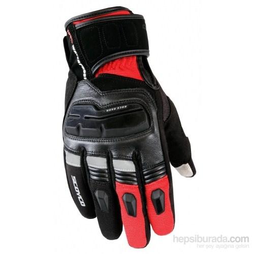 Scoyco MC17 Kışlık Motosiklet Eldiveni Kırmızı-Siyah
