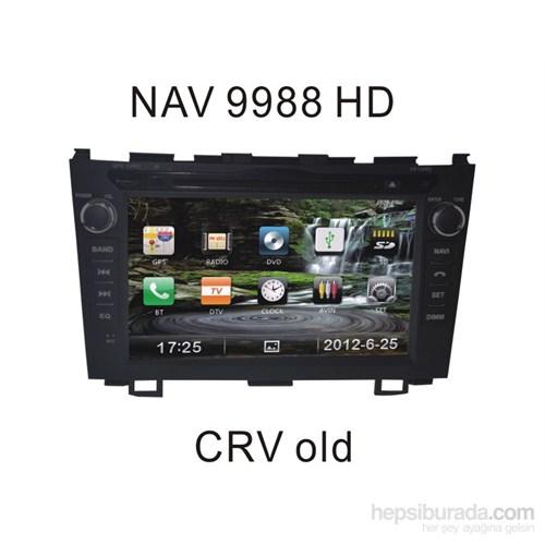 Navimex Honda Crv Old - Nav 9988 Hd Navigasyonlu Multimedya Sistemi