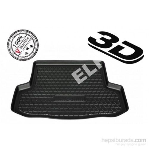 L.Locker Audi A3 Sedan 2013 Sonrası 3D Bagaj Havuzu