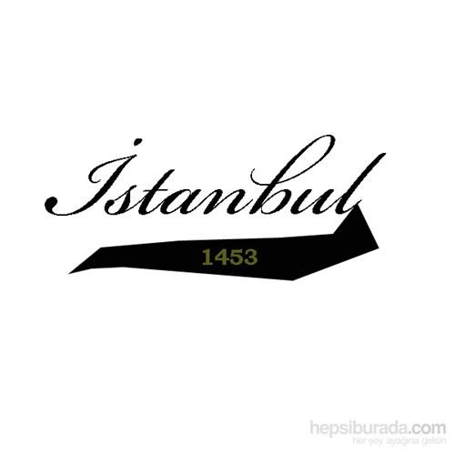 İstanbul 1453 Sticker 14x6 cm
