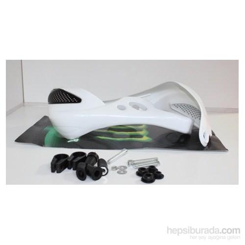 Tex 299 Plastik Elcik Koruma Beyaz