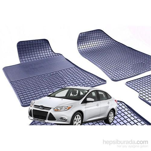 Ford Focus 2011 sonrası Orjinal Paspas Seti %100 Kauçuk