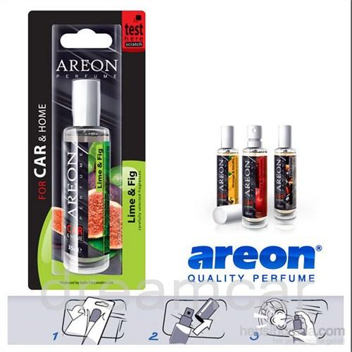 Areon Original Misket Limonu+İncir Konsantre Sprey Koku 35 ml. Made in EU