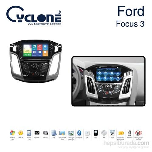 Cyclone Ford Yeni Focus Dvd Ve Multimedya Sistemi (Orj. Anten ve Kamera Hediyeli)