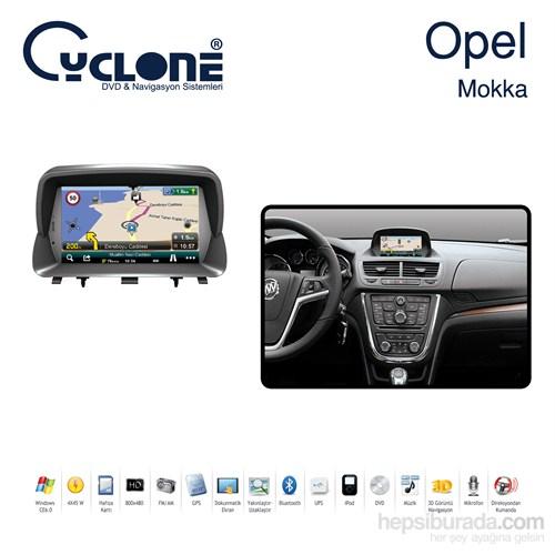 Cyclone Opel Mokka Dvd Ve Multimedya Sistemi (Orj. Anten ve Kamera Hediyeli)