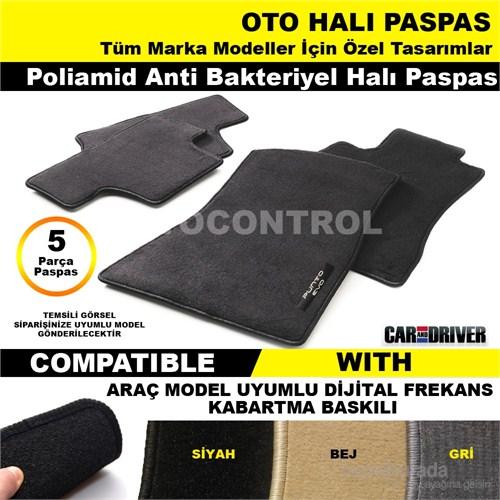 Skoda Roomster 2008 Model Halı Siyah Paspas 42017