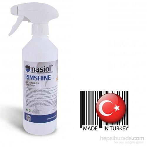 Nasiol? Nano RimShine Jant Temizleme,Parlaklık 500 ml 09c084