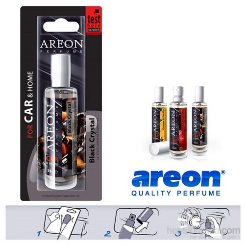 Areon Original Portakal+Vanilya Konsantre Sprey Koku 35 ml. Made in EU