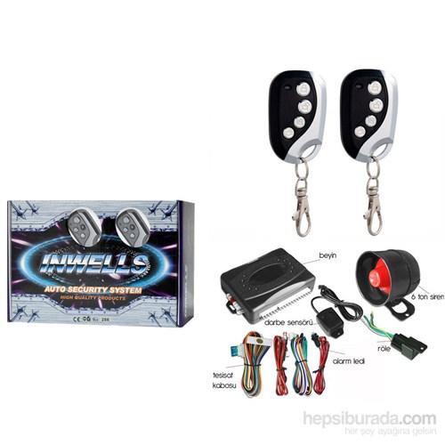 Inwells Oto Alarm Seti 348804