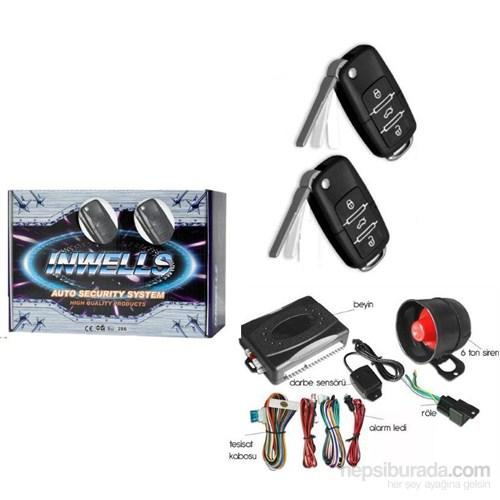 Inwells Oto Alarm Seti SUSTALI ANAHTAR 99d3444