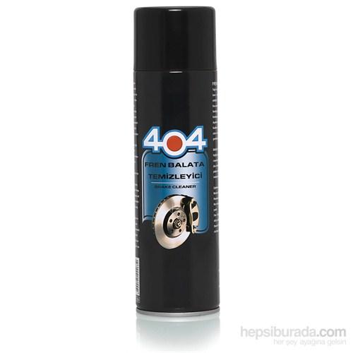 404 Fren Balata Ses Kesici Temizleme Spreyi 09M042