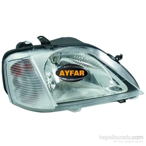 Ayfar - Far Sağ Dacıa Logan 03-08 (H4) - Ayf 404405
