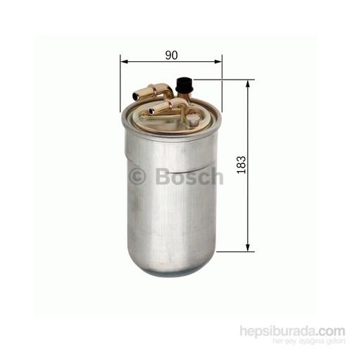 Bosch - Yakıt Filtresi Corsa 1.3 Cdtı 07.2006-03.2012 - Bsc F 026 402 051