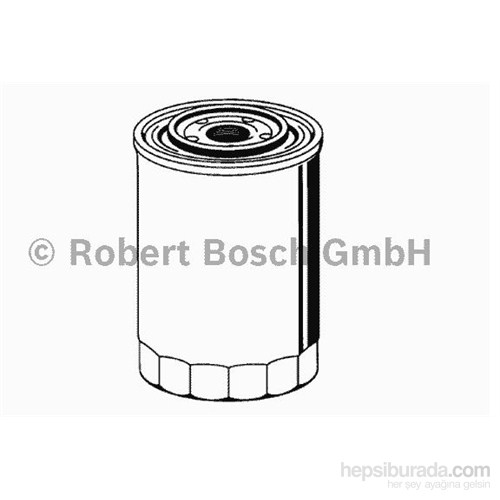 Bosch - Yakıt Filtresi Ford Ranger 2,5 Mazda Toyota - Bsc 1 457 434 438