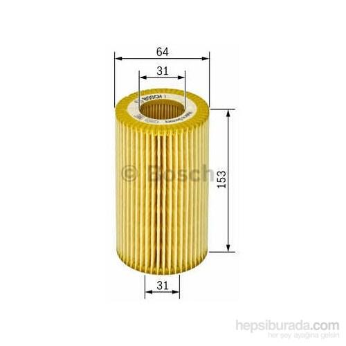Bosch - Yağ Filtresi Bmw E46 E90 E91 E60 E61 E70 E83 - Bsc 1 457 429 252