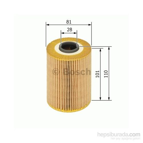 Bosch - Yağ Filtresi (Bmw 3 Serısı [E36-E46 Kasa] 320I) - Bsc 1 457 429 638