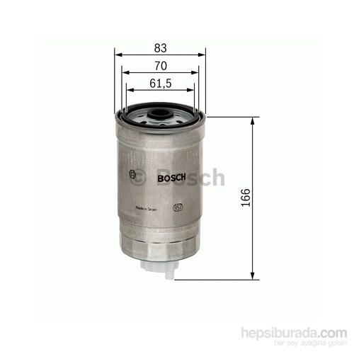 Bosch - Yakıt Filtresi Kutusu (Kıa Sorento 2.5 Crdı [07.02-]) - Bsc 1 457 434 310