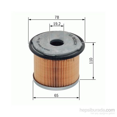 Bosch - Yakıt Filtresi (Ford Focus Iı 1,8 Tdci) - Bsc F 026 402 007