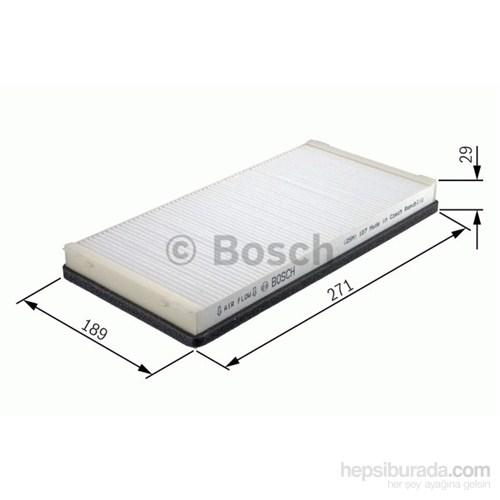 Bosch - Filtre (İç Kısım) (Peugeot 405 Tüm Modeller) - Bsc 1 987 431 022