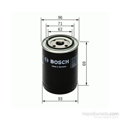 Bosch - Yağ Filtresi (Lada Samara Tüm Modeller) - Bsc 0 451 103 274