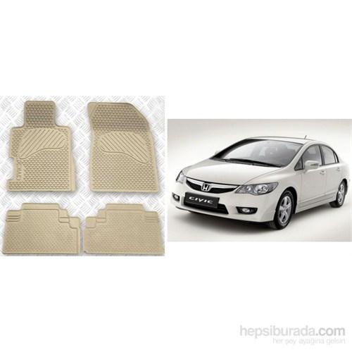 ModaCar Evo-Tech Honda Civic 2006 > Paspas Seti TABA 38b005