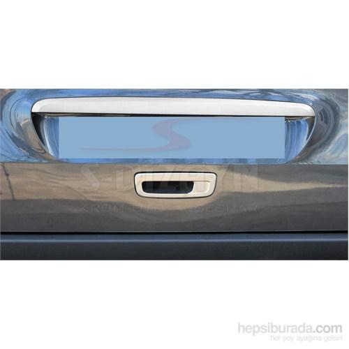S-Dizayn Mercedes Citan 2013 Model Ve Üzeri Bagaj Açma Krom P.Çelik