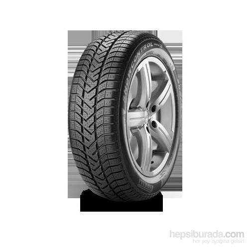 Pirelli 175/65R14 82 T Eco W190 Snowcontrol Serie 3 Kış Lastik ( Üretim Yılı : 2013 )