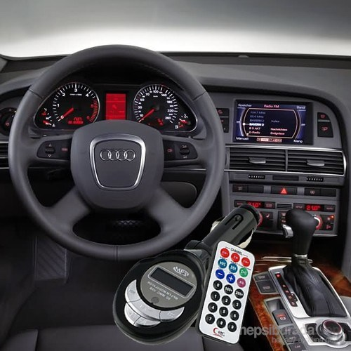 Actto FM Transmitter Mp3 Player