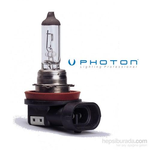 Photon H11 Premium LongLife Far Ampülü %30 Fazla Işık 01e119