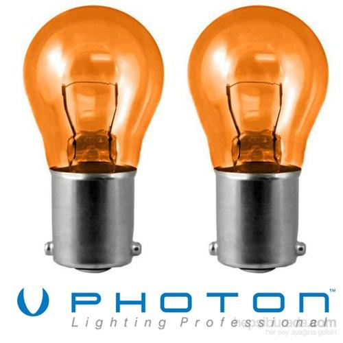 Photon AMBER 93 Tip 21 Watt Tek Duy Ampül 01e156