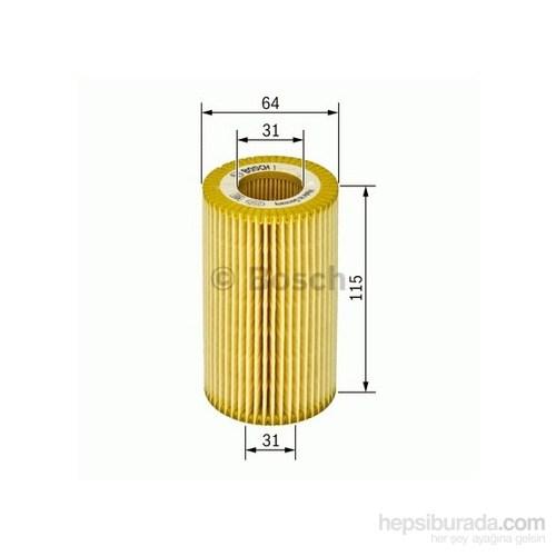 Bosch - Yağ Filtresi (Mitsubishi: 119 Vıto) - Bsc 0 986 Tf0 095