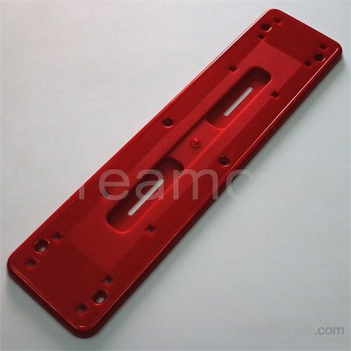Dreamcar Kırmızı Sport Plakalık 2 Adet 6052004