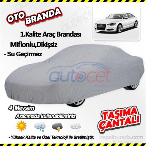 Autocet Audı A6 Allroad Quattro S.W Araca Özel Oto Brandası (Miflonlu, Dikişsiz) 3926A