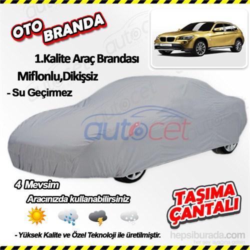 Autocet Bmw M Serisi Araca Özel Oto Brandası (Miflonlu, Dikişsiz) 3950A