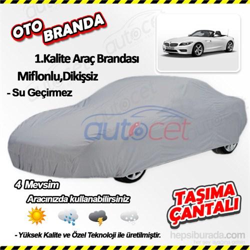 Autocet Bmw Z4 Araca Özel Oto Brandası (Miflonlu, Dikişsiz) 3956A