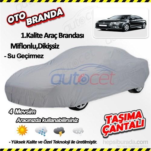 Autocet Citroen C4 Picasso Araca Özel Oto Brandası (Miflonlu, Dikişsiz) 3969A