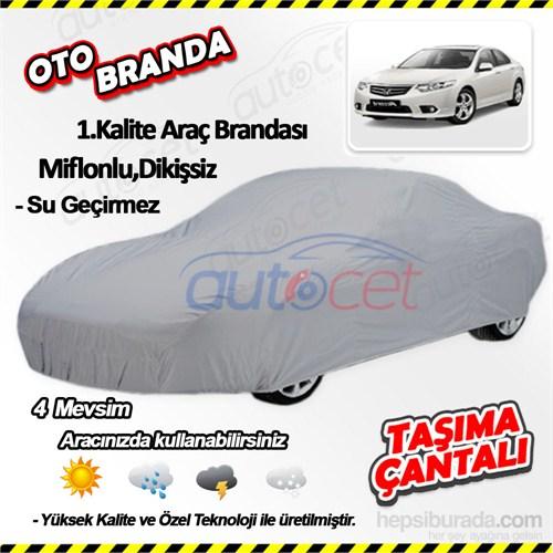 Autocet Honda Accord Araca Özel Oto Brandası (Miflonlu, Dikişsiz) 4009A