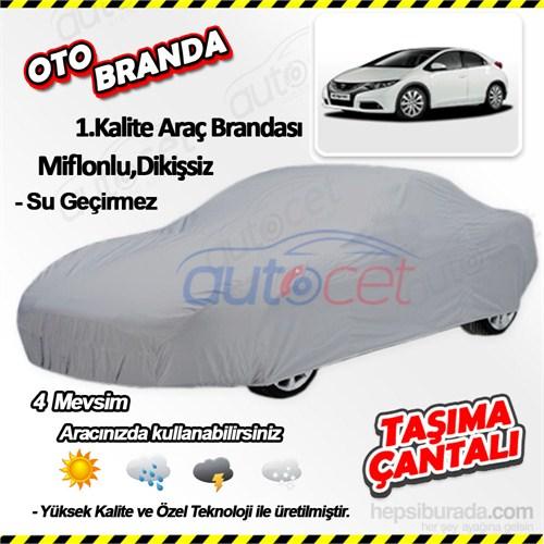 Autocet Honda Civic Hb Araca Özel Oto Brandası (Miflonlu, Dikişsiz) 4012A