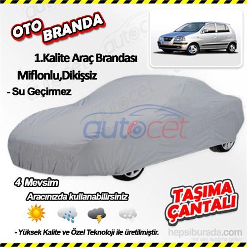 Autocet Hyundai Atos Araca Özel Oto Brandası (Miflonlu, Dikişsiz) 4018A