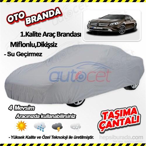 Autocet Mercedes Gla Serisi Araca Özel Oto Brandası (Miflonlu, Dikişsiz) 4056A