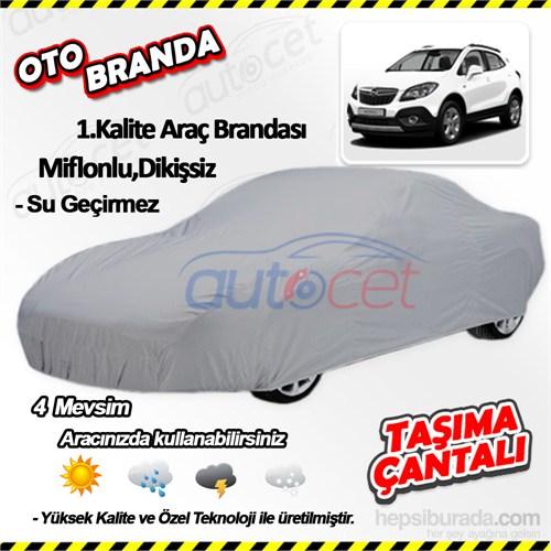 Autocet Opel Mokka Araca Özel Oto Brandası (Miflonlu, Dikişsiz) 4082A
