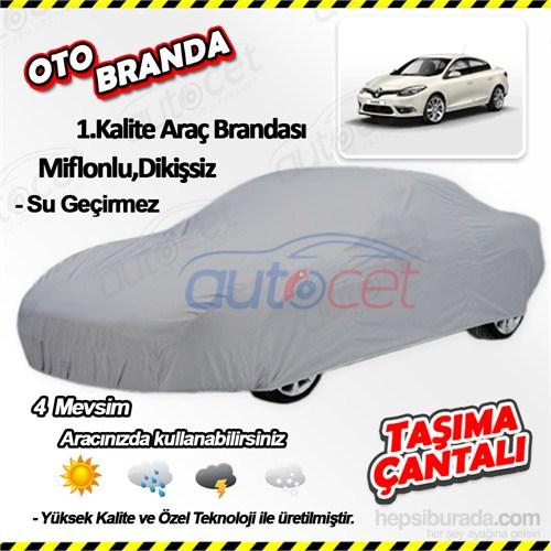 Autocet Renault Fluence Araca Özel Oto Brandası (Miflonlu, Dikişsiz) 4108A