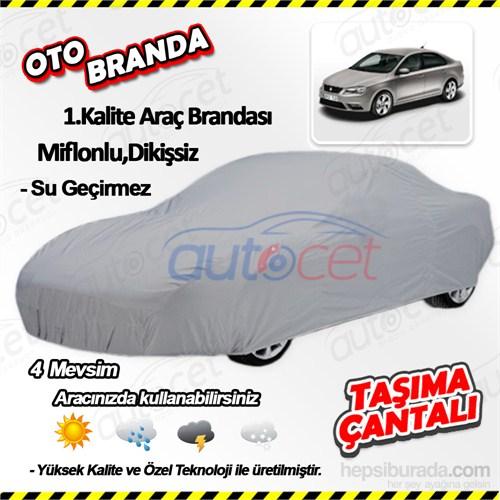 Autocet Seat Toledo Araca Özel Oto Brandası (Miflonlu, Dikişsiz) 4123A