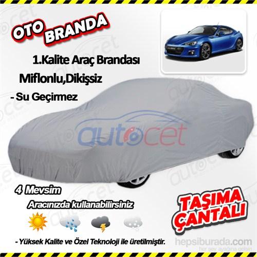 Autocet Subaru Brz Araca Özel Oto Brandası (Miflonlu, Dikişsiz) 4134A