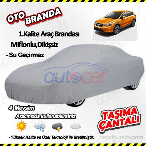 Autocet Subaru Xv Araca Özel Oto Brandası (Miflonlu, Dikişsiz) 4138A